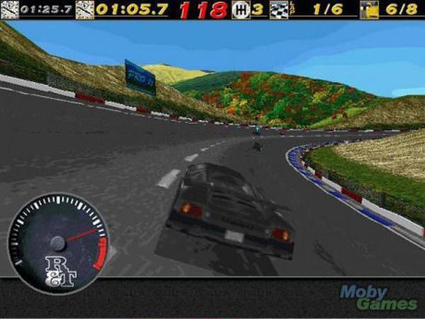 Как со временем менялась игра Need for Speed (NFS) Фотографии