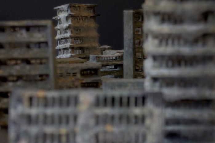 постапокалиптические города Даниэль Дель Неро фото 5 (700x466, 61Kb)
