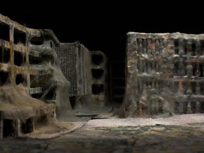 постапокалиптические города Даниэль Дель Неро фото 7 (700x525, 92Kb)