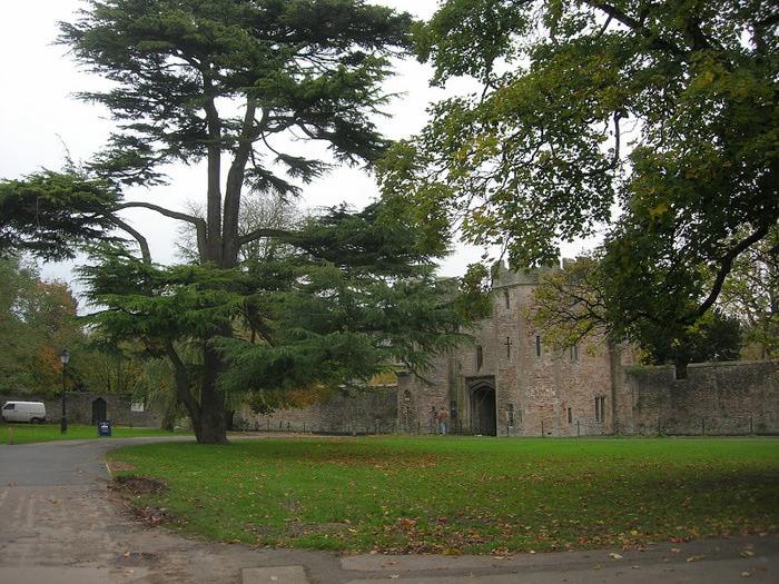 """Собор в Уэльсе - """"самый поэтический из английских Соборов"""" -часть 2. 75072"""