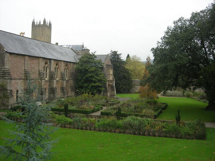 """Собор в Уэльсе - """"самый поэтический из английских Соборов"""" -часть 2. 53477"""