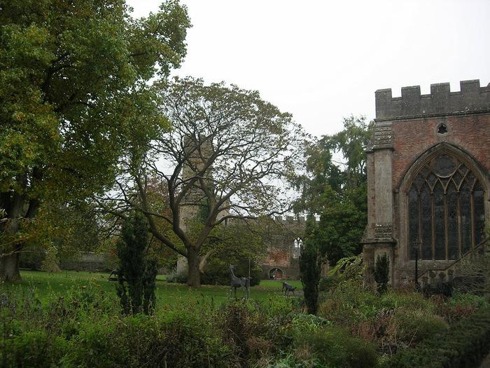 """Собор в Уэльсе - """"самый поэтический из английских Соборов"""" -часть 2. 83545"""