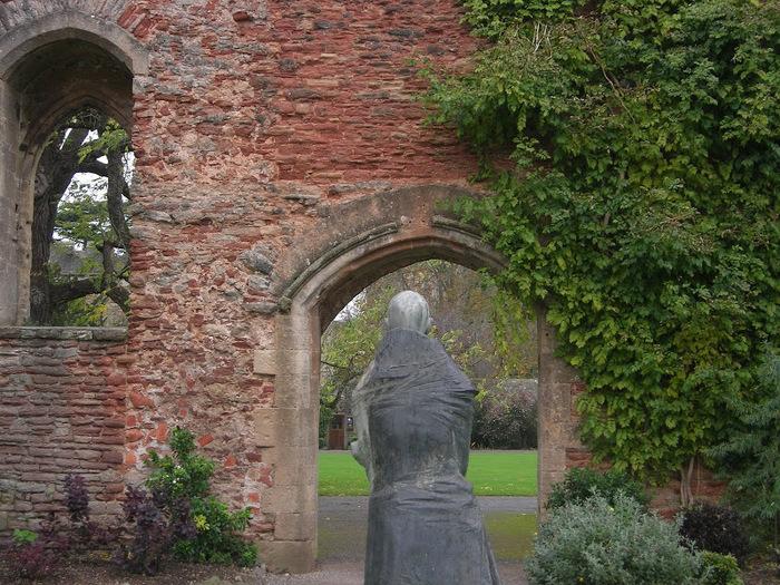 """Собор в Уэльсе - """"самый поэтический из английских Соборов"""" -часть 2. 70449"""