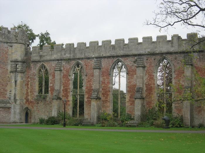 """Собор в Уэльсе - """"самый поэтический из английских Соборов"""" -часть 2. 44038"""