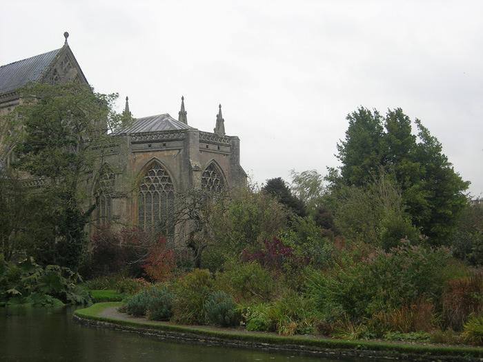 """Собор в Уэльсе - """"самый поэтический из английских Соборов"""" -часть 2. 89301"""