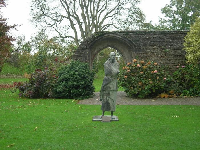 """Собор в Уэльсе - """"самый поэтический из английских Соборов"""" -часть 2. 26607"""