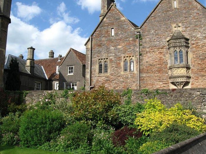 """Собор в Уэльсе - """"самый поэтический из английских Соборов"""" -часть 2. 41658"""