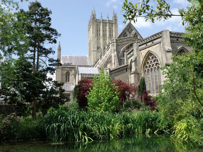 """Собор в Уэльсе - """"самый поэтический из английских Соборов"""" -часть 2. 51717"""