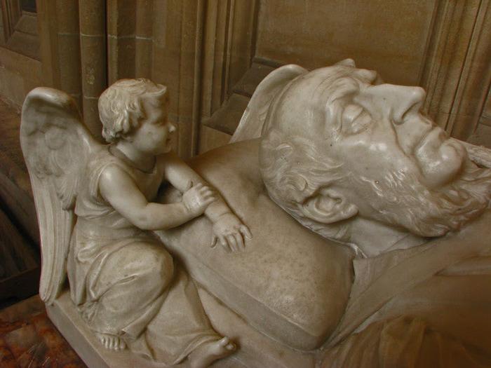 """Собор в Уэльсе - """"самый поэтический из английских Соборов""""- часть 1. 92994"""