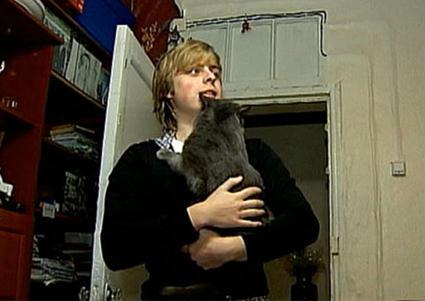 Кот прошел 700 км, чтобы вернуться домой из Омска
