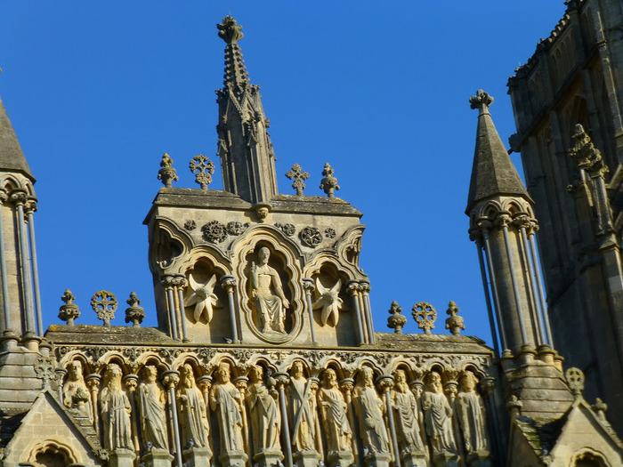 """Собор в Уэльсе - """"самый поэтический из английских Соборов""""- часть 1. 26622"""
