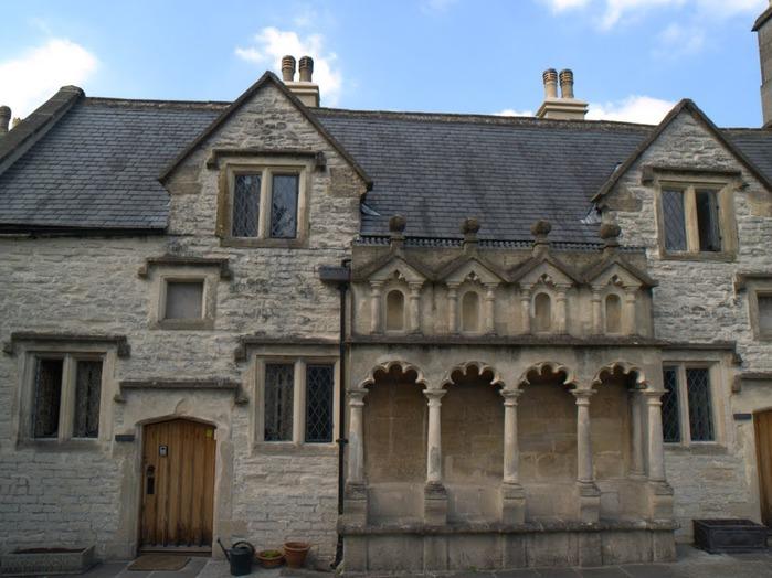 """Собор в Уэльсе - """"самый поэтический из английских Соборов""""- часть 1. 95650"""