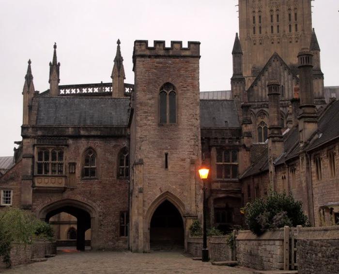 """Собор в Уэльсе - """"самый поэтический из английских Соборов""""- часть 1. 72441"""