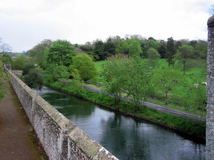 """Собор в Уэльсе - """"самый поэтический из английских Соборов"""" -часть 2. 34307"""