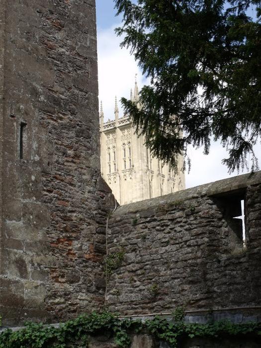 """Собор в Уэльсе - """"самый поэтический из английских Соборов"""" -часть 2. 89603"""