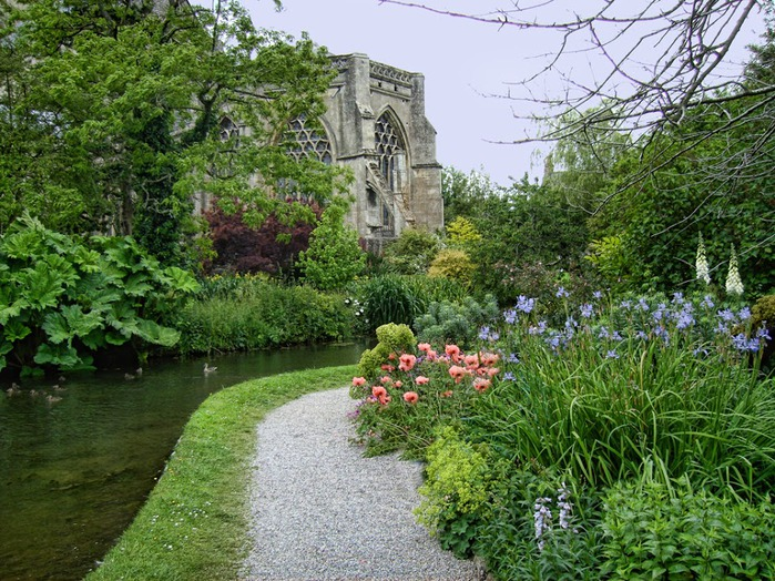 """Собор в Уэльсе - """"самый поэтический из английских Соборов"""" -часть 2. 84153"""