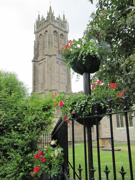 """Собор в Уэльсе - """"самый поэтический из английских Соборов"""" -часть 2. 24370"""