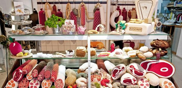 Дизайнерин мясных продуктов из Берлина. 29092