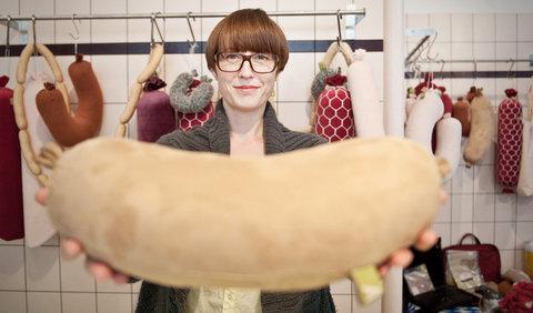 Дизайнерин мясных продуктов из Берлина. 50865