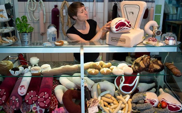 Дизайнерин мясных продуктов из Берлина. 26305