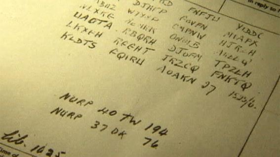Британские спецслужбы просят всех желающих разгадать код шифра