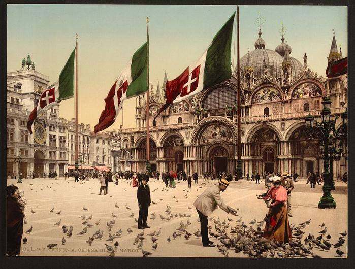 1 St. Mark's Place, Венеция (700x530, 243Kb)