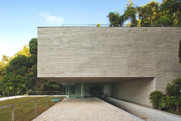 Дом в стиле минимализм Paraty House 3 (600x400, 44Kb)