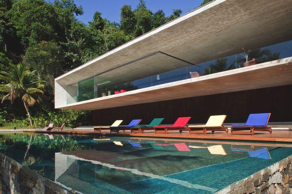 Дом в стиле минимализм Paraty House 7 (600x400, 50Kb)