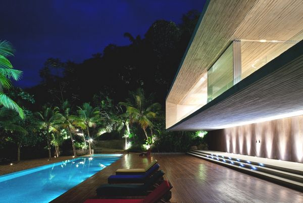 Дом в стиле минимализм Paraty House 18 (600x402, 41Kb)