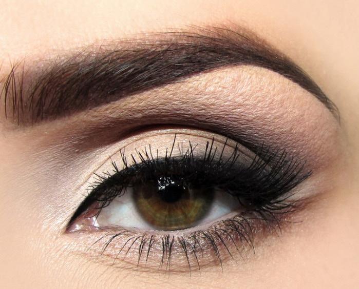 как сделать макияж в стиле