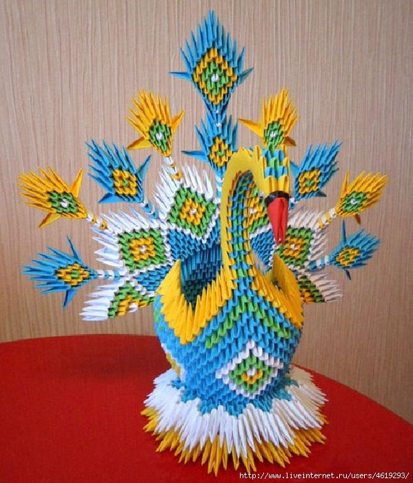 """""""Модульное оригами."""":"""