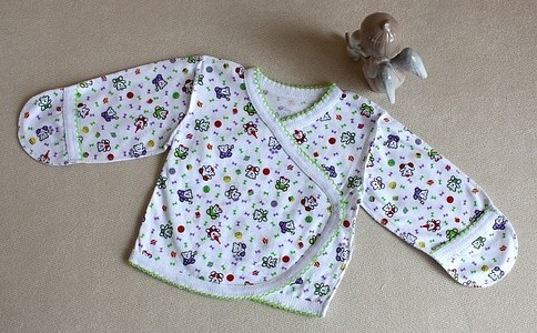 Шьем для новорожденных распашонки