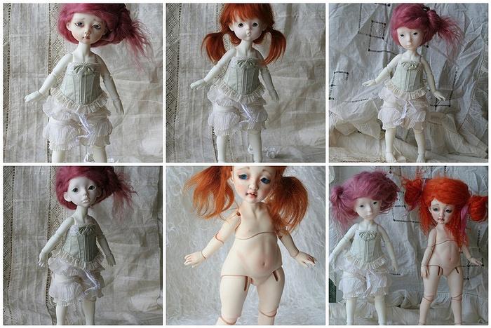 Как сделать куклу алису