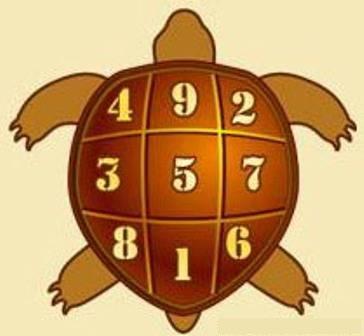 Магический квадрат (364x336, 27Kb)