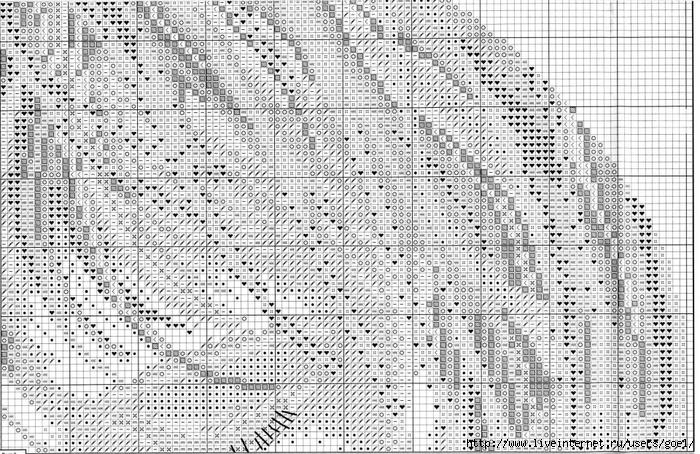 ВЫШИВКА/Минимум цвета.  Процитировано.  Среда, 28 Ноября 2012 г. 00:42. в цитатник.
