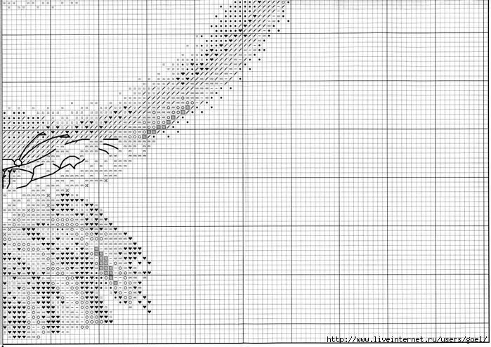"""Схема вышивки крестом  """"Познание """" (RTO) счетный крест размер: 32х32 см цветов: 11 канва: Аида 18. http..."""