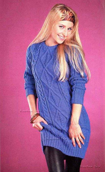 Платье синего цвета/3266779_0349015205_sineeplate (430x700, 71Kb)