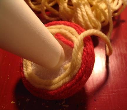 Как сделать подвеску игрушку Грибок своими руками / Мастер-класс