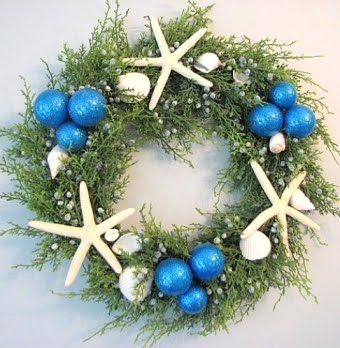 beach-theme-Christmas-wreath (340x348, 32Kb)