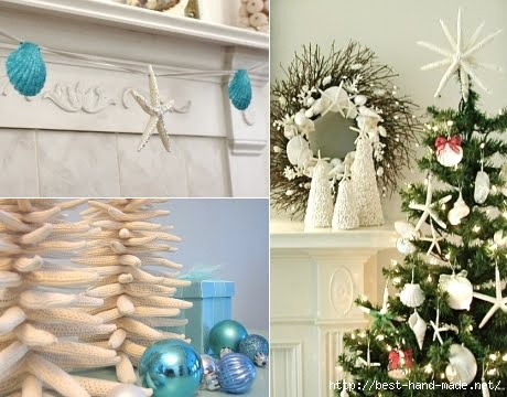 handmade-shell-and-starfish-Christmas-decorations (460x360, 116Kb)