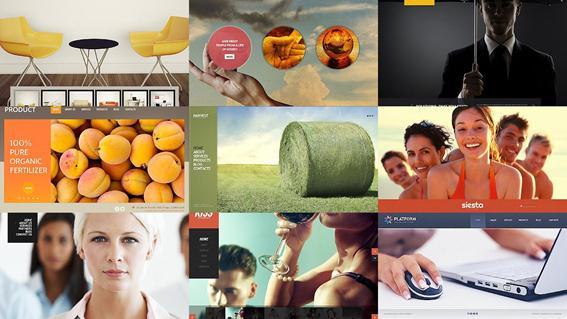 Классные главные страницы сайтов Фотографии
