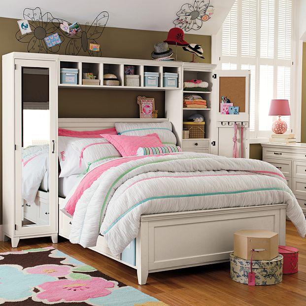 дизайн комнаты для девушки 15 лет
