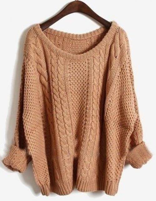 Удлиненный свитер своими руками