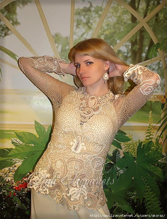9576988313-odezhda-azhurnyj-bluzon-liliya-n2335 (532x700, 389Kb)