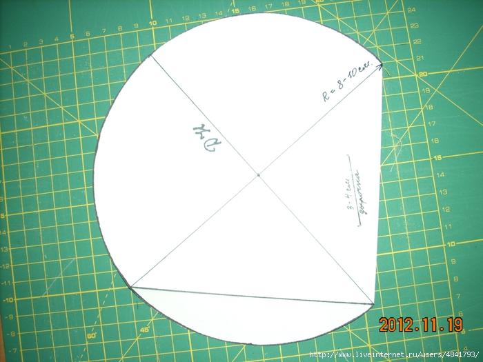 Красивая салфетка МК 022 (700x525, 227Kb)