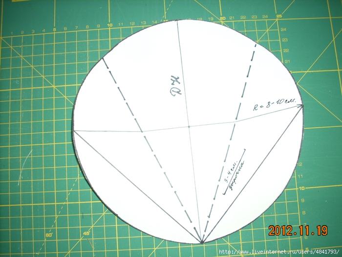 Красивая салфетка МК 026 (700x525, 227Kb)