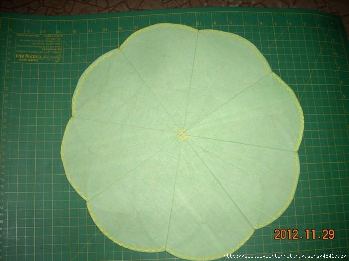 Красивая салфетка МК 056 (700x525, 275Kb)