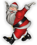 Превью Санта_Клаус_танцующий_ (15) (436x523, 298Kb)