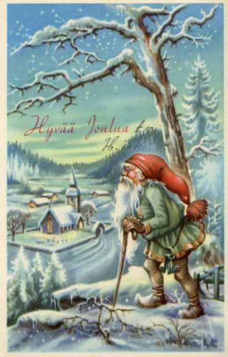 Художник иллюстратор Lars Carlsson и его гномы