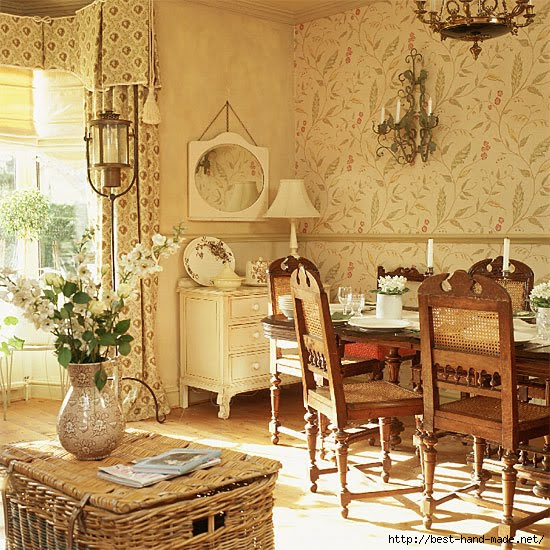 French style dining room furniture